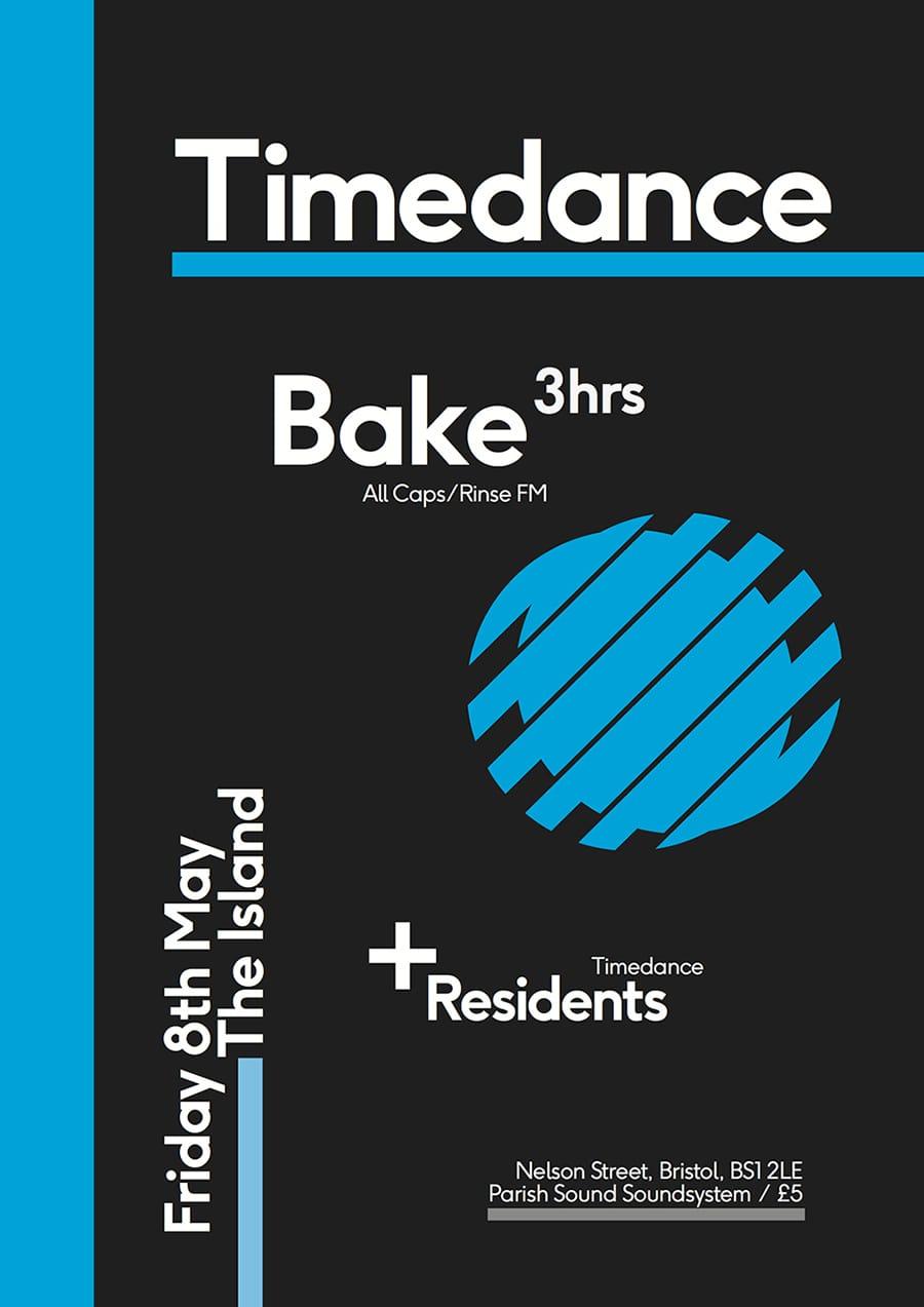 Poster: 8th/05/2015 – Bake