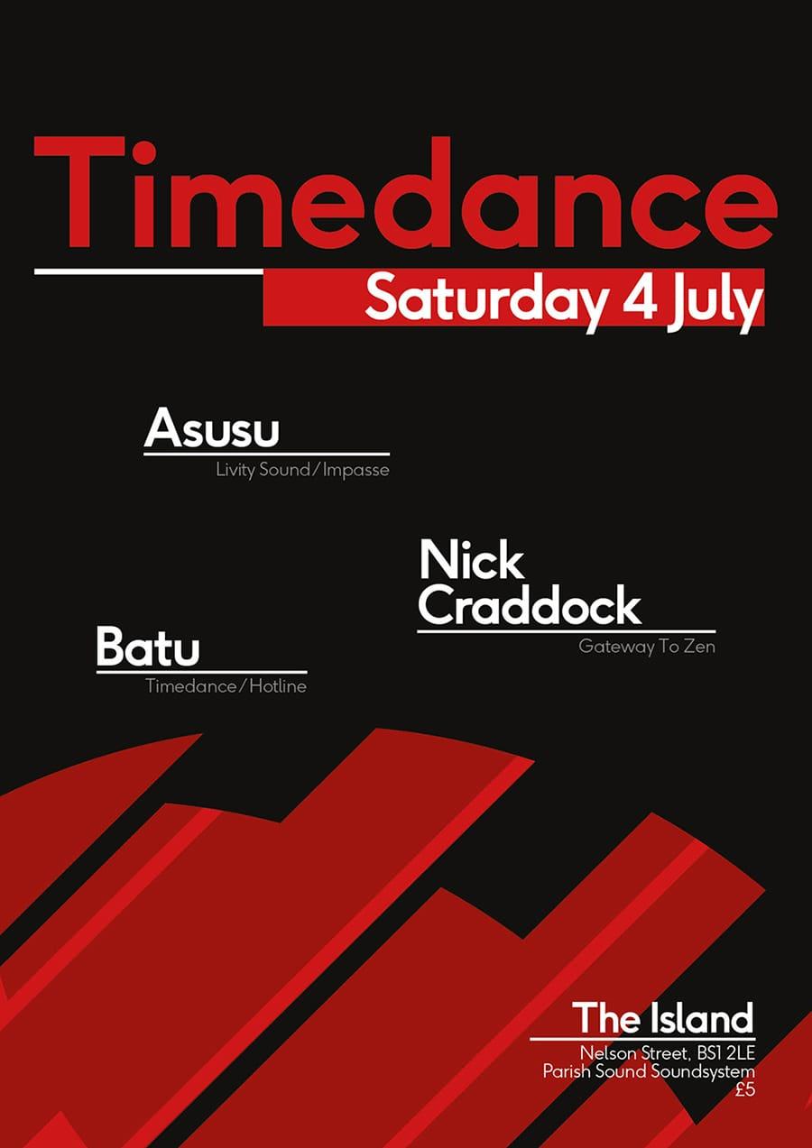 Poster: 4/06/2015 – Asusu, Nick Craddock, Batu