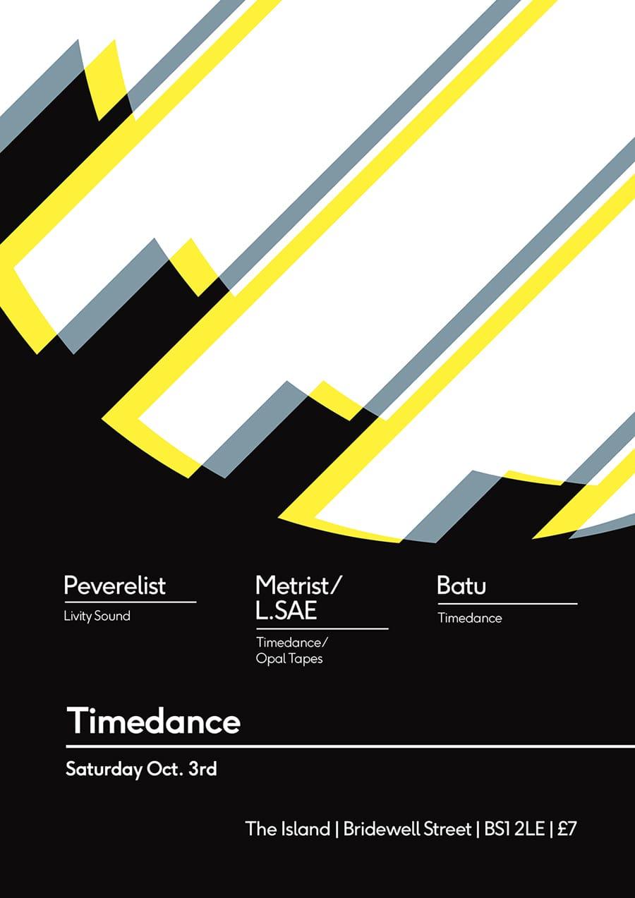 Poster: 3/09/2015 – Peverelist, Metrist/L.SAE, Batu