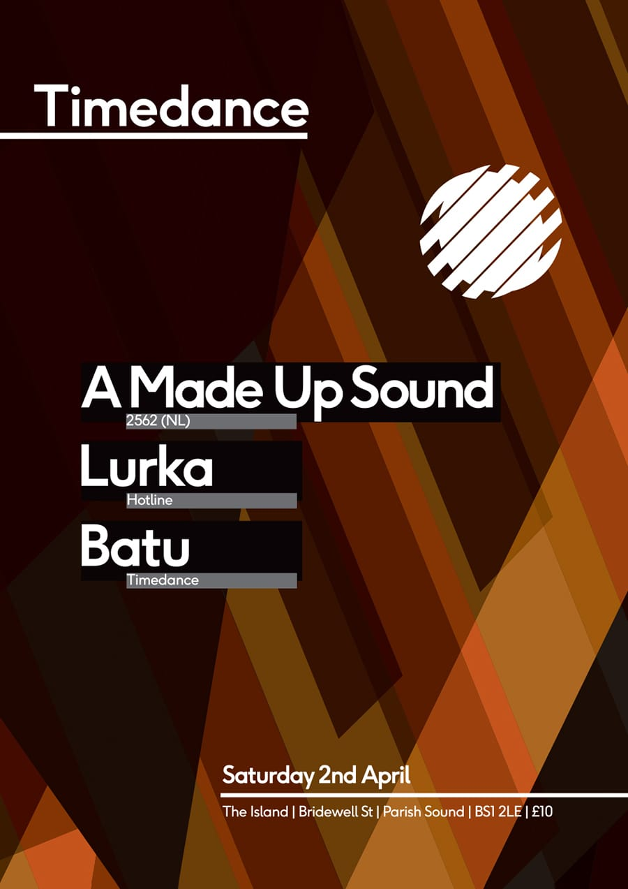 Poster: 02/04/2016 – A Made Up Sound, Lurka, Batu