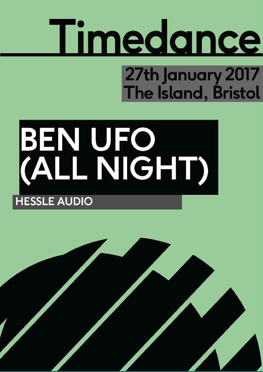 Poster: 27/01/2017 – Ben UFO (All Night)