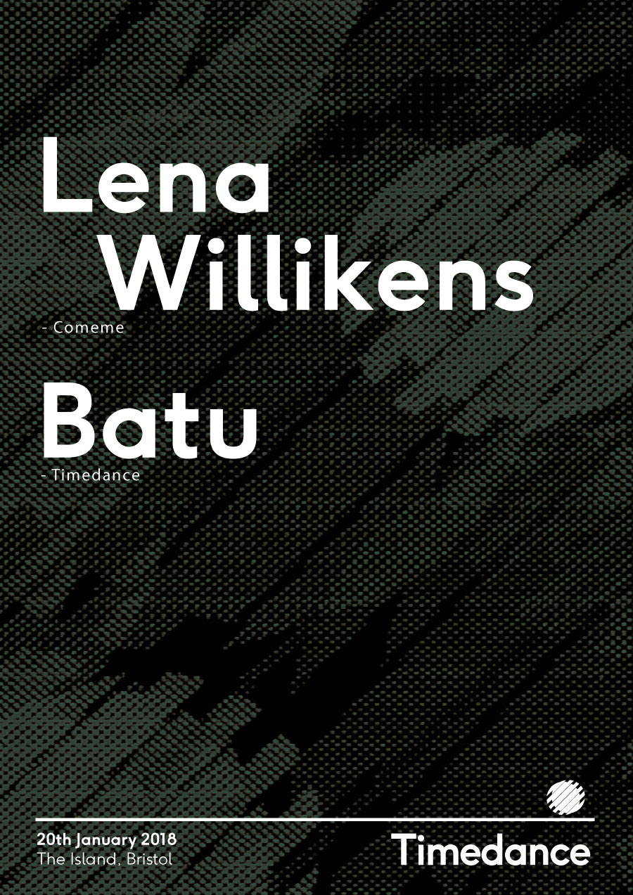 Poster: 20/01/2018 – Lena Willikens, Batu
