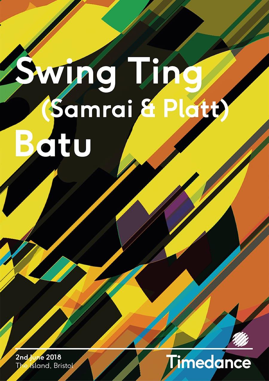 Poster: 2/06/2018 – Swing Ting, Batu