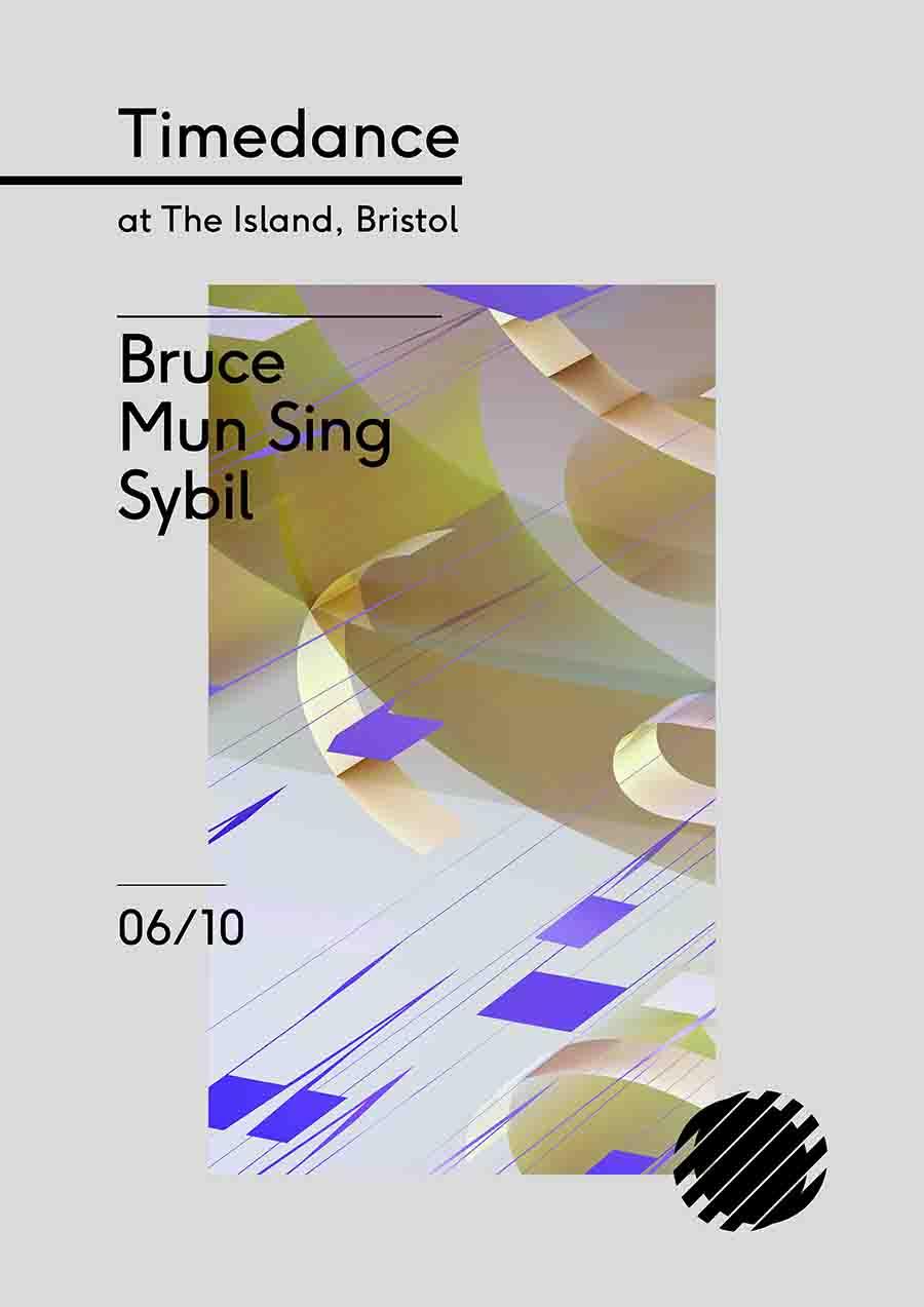 Poster: 06/10/2018 – Bruce, Mun Sing, Sybil