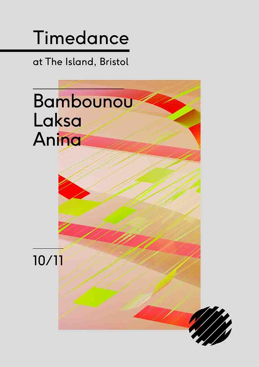 Poster: 10/11/2018 – Bambounou, Laksa, Anina